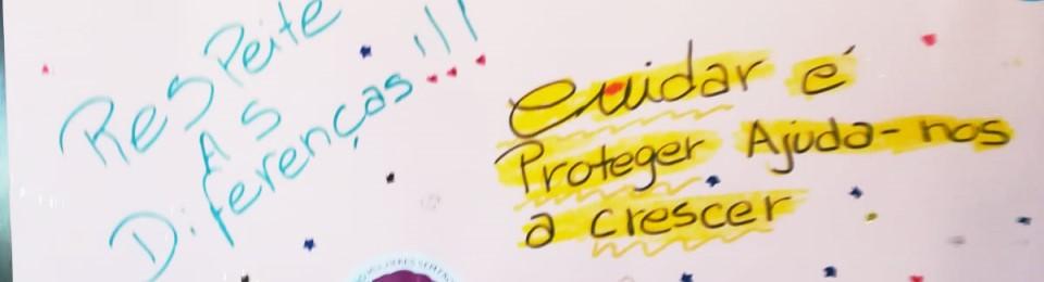 """""""Mês da Prevenção dos Maus Tratos na Infância"""""""